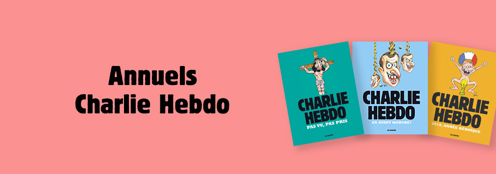 Annuels Charlie Hebdo